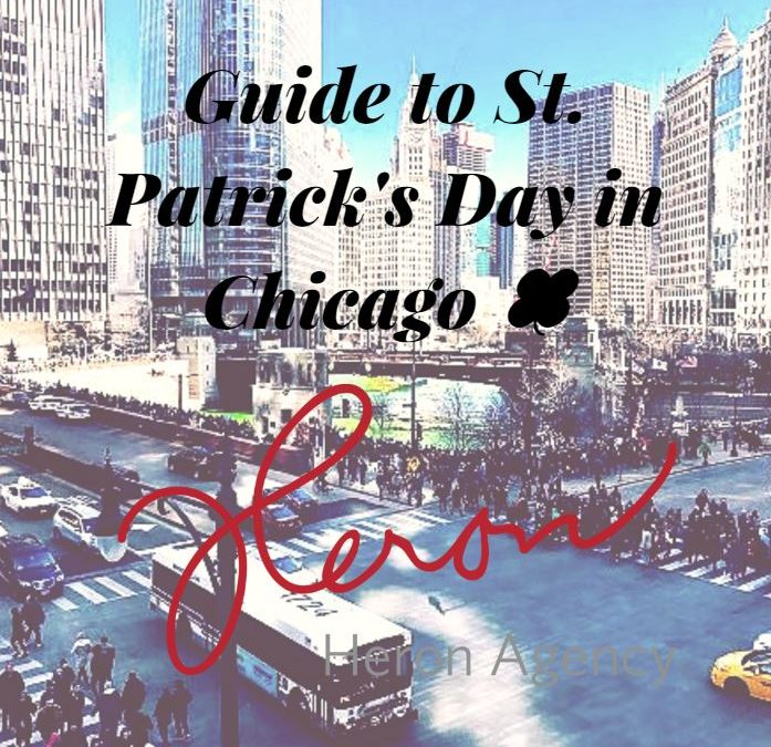 Guide to St. Patrick's Day in Chicago🍀