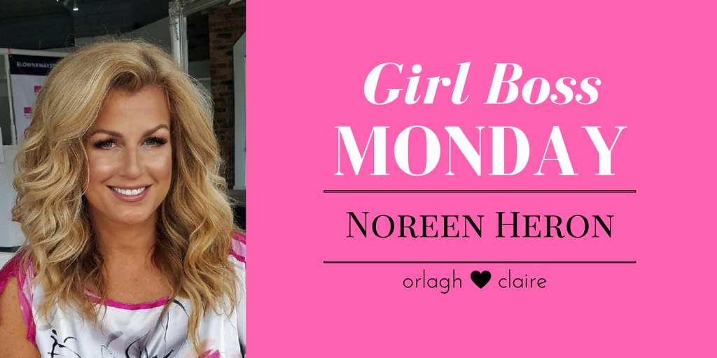 #GIRLBOSSMONDAY WITH NOREEN HERON