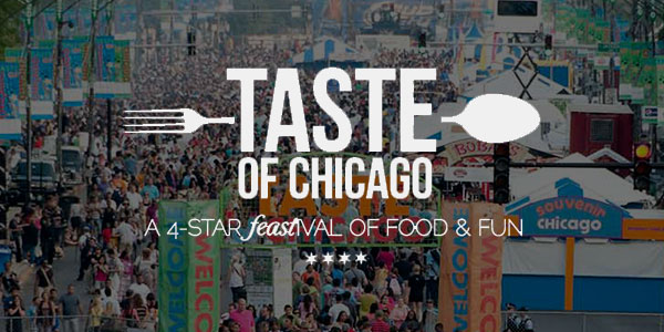 Taste of Chicago Photo