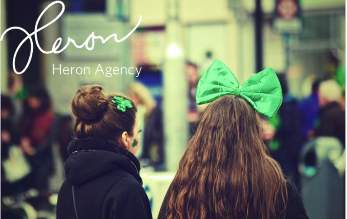St. Patrick's Day, Chicago Spring & More Things We Love at Heron Agency