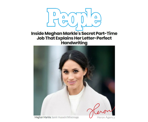 PR Win: Heron Agency Client Featured in People Magazine