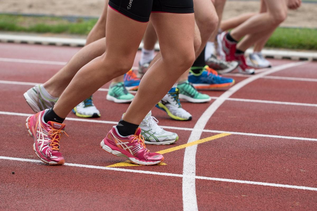Chicago Marathon Runners