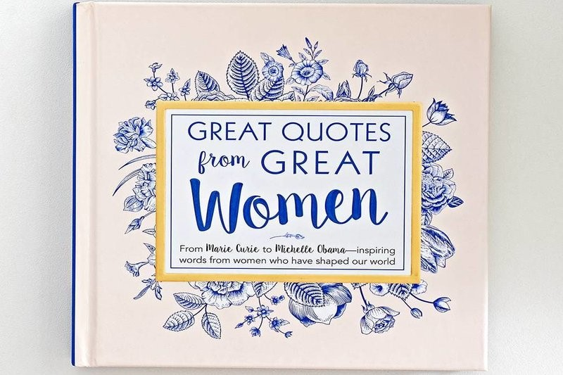 Great Quotes from Women book cover