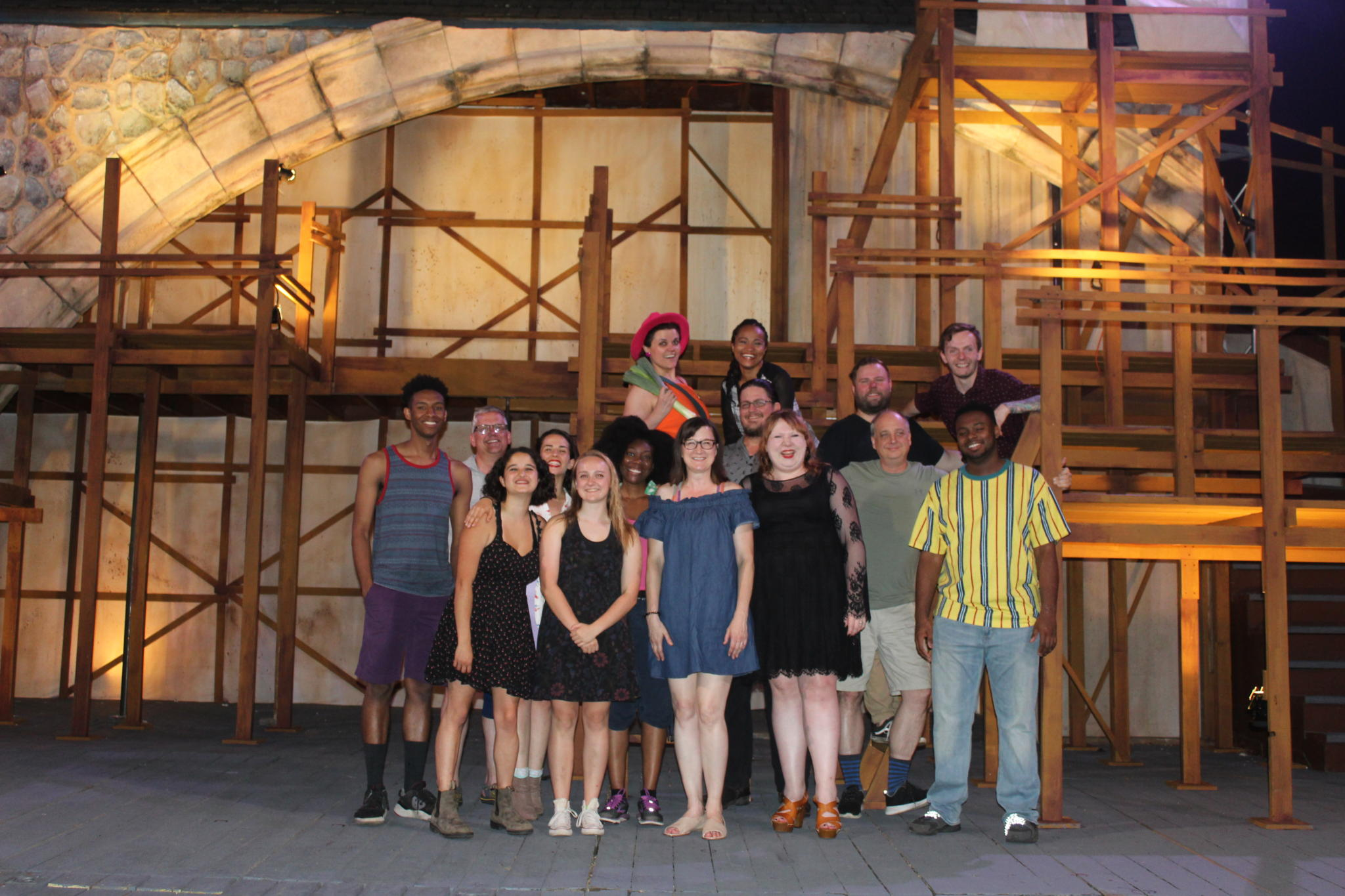 first folio theatre opening