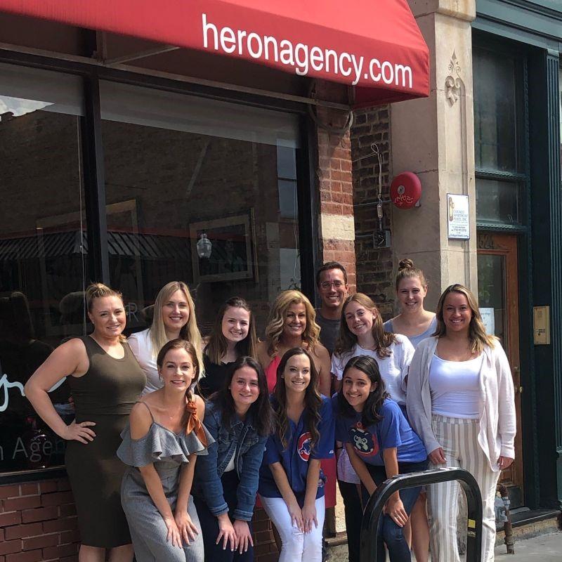 Heron team