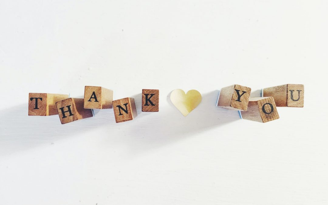 How to Say Thanks This Giving Season | Heron Agency | Chicago