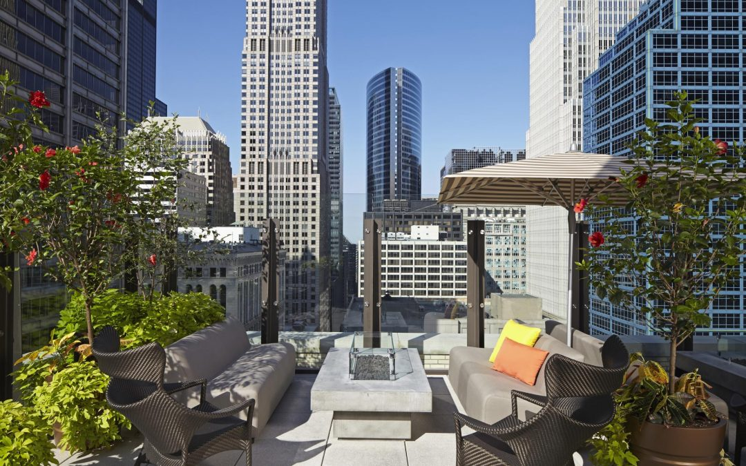 Chicagoland's Hottest Rooftop Decks, Outdoor Dining and Patio Spaces Re-Open for Business Just in time for Alfresco Dining